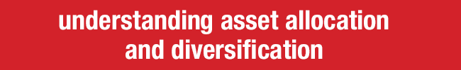 Asset Allocation Banner Image