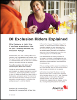 DI Exclusion Riders Explained