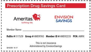 Envision Rx Card image